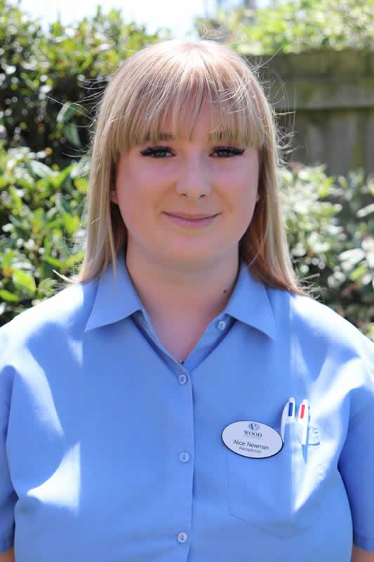 Alice Newman – Deputy Team Leader