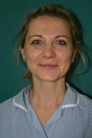 Maria Bederkova - Nursing Assistant