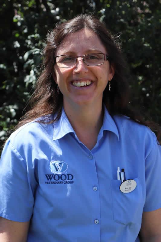 Anna Still - Receptionist