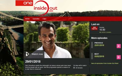 Our vet Alec on BBC One's Inside Out